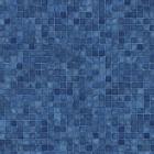 Blue Mountain Top Blue Mosaic