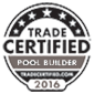 Trade Certified Pool Builder
