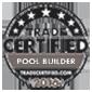 Trade Certified Pool Builder