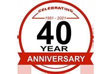 Celebrating 40 Years - 1981-2021