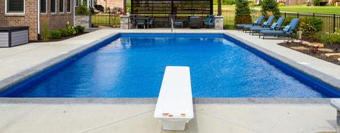 New Inground Pools