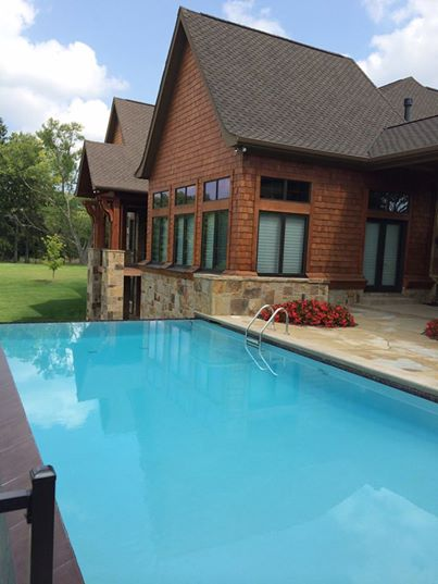 Concrete Vinyl And Fiberglass Which Is For Me Pools