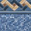 Mountain Top Tile - Mosaic Bottom