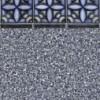 Sierra tile - Ocean Midnight Bottom