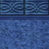 Chatham Tile - Blue Krinkle Bottom