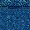 Rough Diamond Tile - Blue Grove Bottom