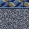 Stone Harbor Tile - Blue Seabrook Bottom