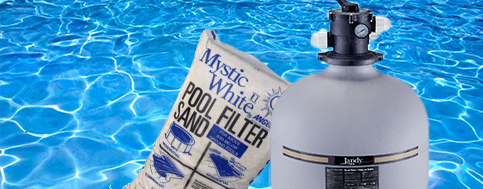 If You Ve Never Replaced The Sand In Your Filter Best Move Is To Call Local Pools Of Fun Schedule Service Here Are A Few Telltale Signs