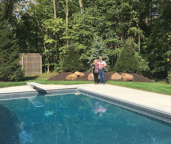 Why fall is the best season for new pool installation for New pool installation